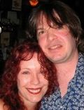 Pamela Des Barres and Mike Stinson
