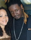 T-Pain and Amber