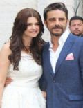 Araceli Gonzalez and Fabián Mazzei