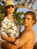 Caua Reymond couple