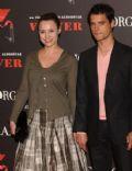 Natalia Verbeke and Miguel Abellán