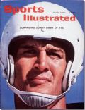 Sonny Gibbs on the cover of Sports Illustrated (United States) - October 1962