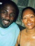 Idris Elba and Kim Elba