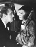 Greta Garbo and John Barrymore