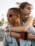 Jaden Smith and Odessa Adlon