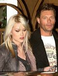 Tara Conner and Ryan Seacrest