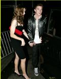 Danielle Panabaker and Jesse McCartney