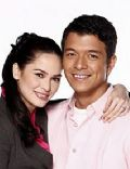 Jericho Rosales and Kristine Hermosa