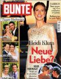 Bunte Magazine [Germany] (31 May 2012)