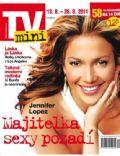 TV Mini Magazine [Czech Republic] (13 August 2011)