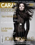 Joan Smalls on the cover of Caras (Puerto Rico) - November 2011