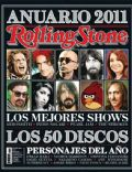 Rolling Stone Magazine [Argentina] Magazine [Argentina] (1 December 2011)