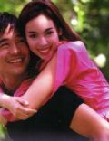 Claudine Barretto and Rico Yan