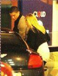 Cristiano Ronaldo and Olivia Saunders