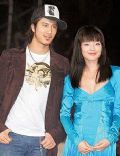 Shu Qi and Lee-Hom Wang