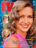 Urszula Grabowska on the cover of Program TV (United States) - July 2009