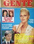 Gente Magazine [Italy] (13 October 1988)