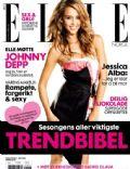 Elle Magazine [Norway] (March 2008)