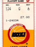 1987 NBA playoffs