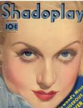 Carole Lombard on the cover of Shadoplay Magazine (United States) - September 1933