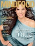 Sandra Bullock on the cover of Mindfood (New Zealand) - March 2012