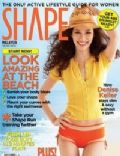 Denise Keller on the cover of Shape (Malaysia) - June 2009