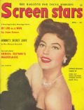 Screen Stars Magazine [United States] (April 1953)