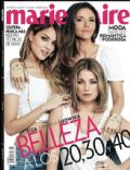 Eiza González on the cover of Marie Claire (Mexico) - February 2013