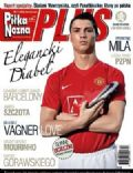 Cristiano Ronaldo on the cover of Pi Ka No Na Plus (Poland) - April 2009
