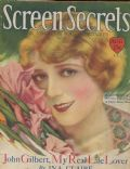 Mary Pickford on the cover of Screen Secrets (United States) - August 1929