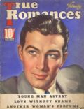 Robert Taylor on the cover of True Romances (United States) - February 1937