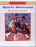 Lou Hudson on the cover of Sports Illustrated (United States) - October 1970
