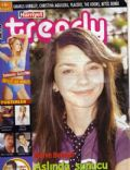 Merve Bolugur on the cover of Trendy (Turkey) - November 2009
