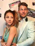 Travis Van Winkle and Jessica Kemejuk Blythe