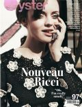 Christina Ricci on the cover of Oyster (Australia) - February 2012