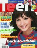 Teen Magazine [United States] (October 2004)