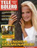 Grecia Colmenares on the cover of Tele Bolero (Italy) - October 2007