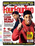 Ronaldinho Gaúcho on the cover of Four Four Two (United Kingdom) - January 2009