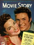 Kathryn Grayson on the cover of Movie Story (United States) - October 1948