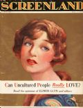 Corinne Griffith, Jay Weaver, Jay Weaver, Jay Weaver on the cover of Screenland (United States) - June 1926