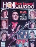Elvis Presley on the cover of Rona Barretts Hollywood (United States) - June 1979