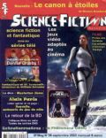 Angelina Jolie on the cover of Science Fiction (France) - September 2003
