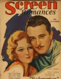 Eleanor Boardman, John Gilbert on the cover of Screen Romances (United States) - November 1929