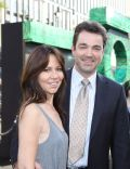 Leslie Urdang and Jon Tenney