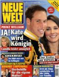 Neue Welt Magazine [Germany] (14 April 2010)