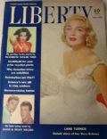on the cover of Liberty (United States) - July 1958
