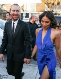 Jessica Ledon and David Guetta
