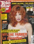 Télé Star Magazine [France] (7 November 2005)