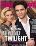 Robert Pattinson on the cover of Entertainment Weekly (United States) - April 2011