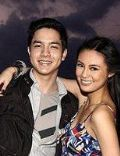 Alden Richards and Sam Pinto